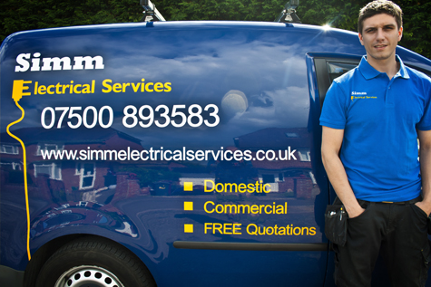 Contact Us Simm Electrical Services